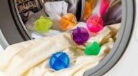 Кульки для прання білизни в пральній машині