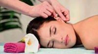 Точковий масаж вух проти шуму у вухах