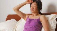 Пітливість ночами у жінок: причини