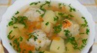 Картопляний суп з фрикадельками і макаронами – як приготувати рецепт