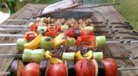 Вчимося готувати смачні і пікантні овочі на вогні