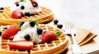 Віденські вафлі: рецепт для електровафельниці