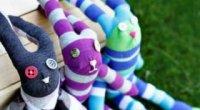 Друге життя речей: іграшки з шкарпеток своїми руками