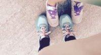 Оригінальні способи шнурування кросівок