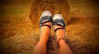 Чим небезпечне взуття на плоскій підошві?