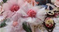 Квіти з фатину: майстер-клас по виготовленню своїми руками