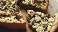 Пиріг з горіхами: солодкий, солоний, вітамінний – на будь-який смак