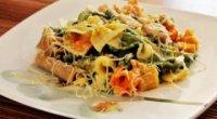 Паста з овочами: швидко, смачно, корисно
