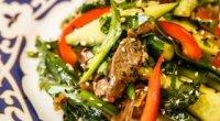 Салат «Східний»: класичний рецепт з фото