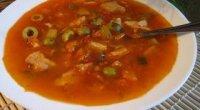 Солянка рибна класична: покроковий рецепт з фото