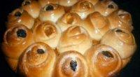 Як готувати булочки з дріжджового тіста