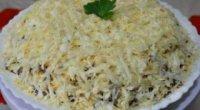 Готуємо для коханих чоловіків: рецепти салату «Чоловічий каприз»