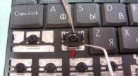 Як самостійно почистити клавіатуру