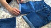 Як з джинс зробити модні шорти своїми руками: принципи і секрети створення