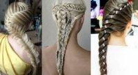 Красиві коси на довге волосся