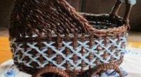 Майстер-клас для початківців – плетіння з паперових трубочок