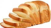 Скільки калорій в білому хлібі і сухарях?