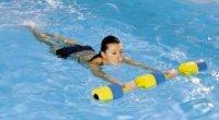 Вправи в басейні для схуднення: приводимо тіло у форму