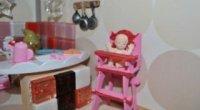 Як зробити стілець для ляльок з дроту, паперу, пляшки своїми руками