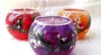 Як своїми руками в домашніх умовах зробити гелеві свічки? – Простий і оригінальний рецепт