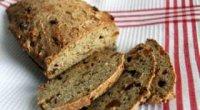 Як спекти в домашніх умовах смачний бездріжджовий хліб?