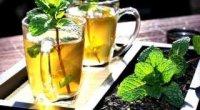 Чай з м'ятою: користь і шкода