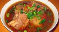 Класичний рецепт приготування шурпи з свинини