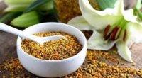Квітковий пилок: корисні властивості