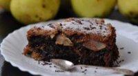 Рецепти десертів з яблук і шоколаду