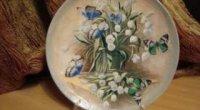 Декупаж тарілок: покрокова інструкція та поради