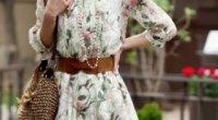 Ситцеві сукні: як правильно підібрати фасон