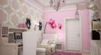 Спальня для дівчинки: особливості створення інтер'єру