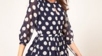 Плаття в горошок – з чим носити фасони 2015 року