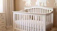 Як організувати «дитячий простір» для немовля в однокімнатній квартирі?
