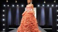 Плаття своїми руками з пластикових пакетів