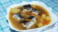 Суп з рибних консервів горбуші – рецепт в мультиварці з рисом