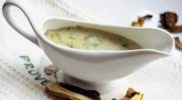 Грибний соус з сушених грибів: рецепт зі сметаною