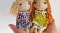 Інтер'єрна лялька — прикраса, і оберіг для вашого будинку