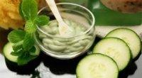 Домашня косметика: готуємо маску з огірків