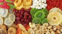 Сухофрукти: користь і шкода для організму