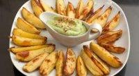 Печена картопля в мультиварці у фользі, мундирі