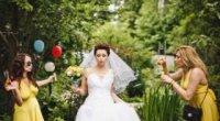 Як організувати і провести весільне торжество на дачі