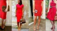 Клатч до червоного плаття
