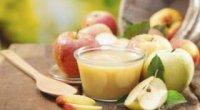 Розширюємо раціон дитини: готуємо для грудничка яблучне пюре