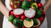 Букет з фруктів — свіжий тренд у флористиці!