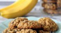 Кращі рецепти дієтичного печива з банана і вівсяних пластівців