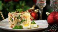 Новий рік без майонезу: дієтичні страви святкового столу
