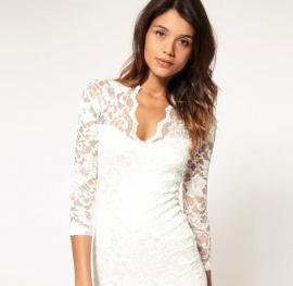 Мереживне плаття – розкіш і виклик в одному флаконі ~ Жіночий сайт ... 2b31306cba2a6