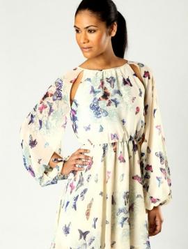 Як зшити красиве літнє плаття своїми руками  ~ Жіночий сайт