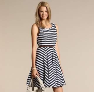80e97948db6eed Плаття в смужку – модні тенденції в жіночому гардеробі ~ Жіночий ...